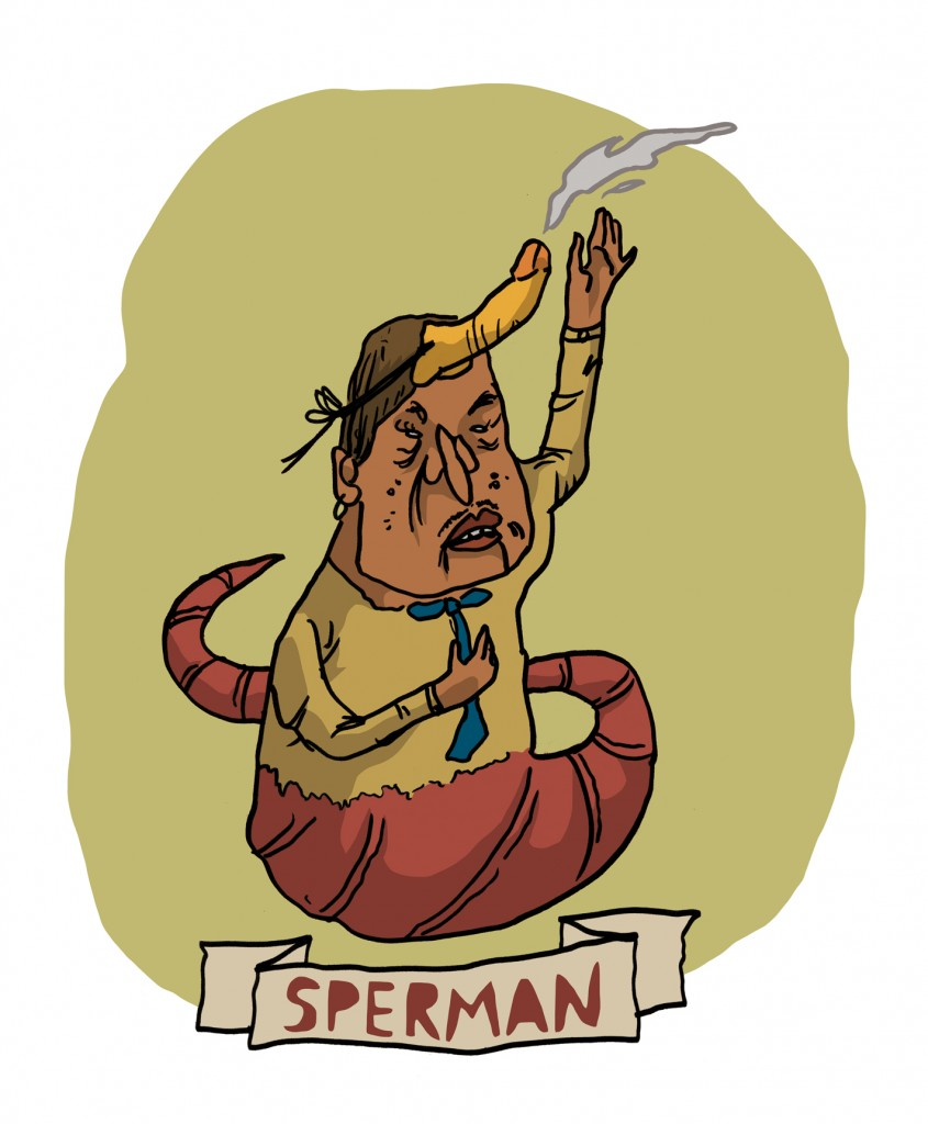 Sperman