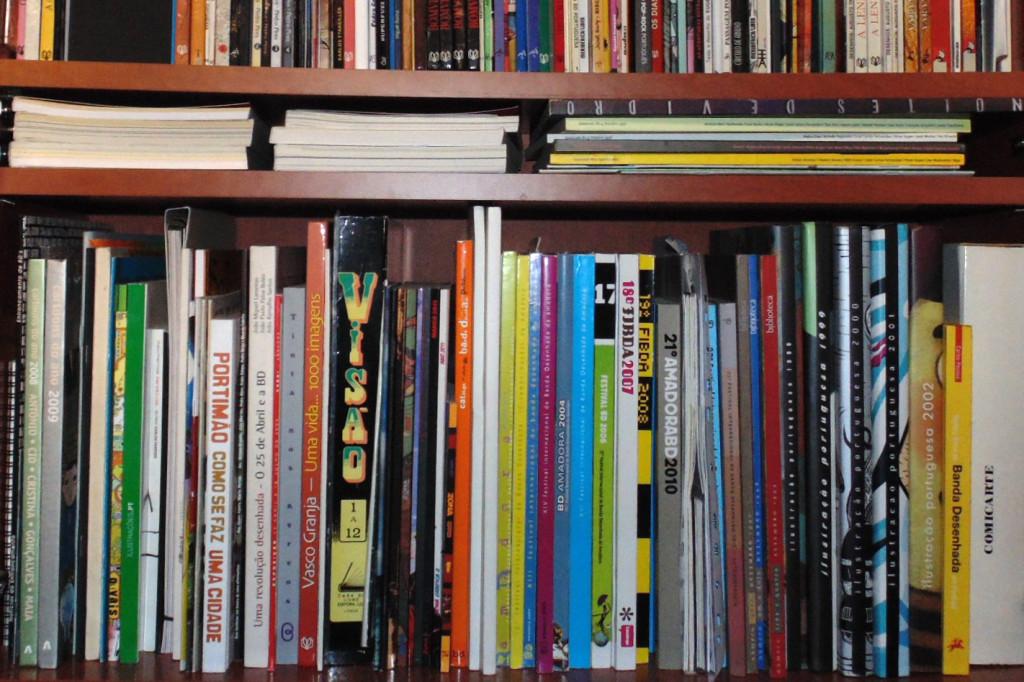 Álbuns de autores portugueses