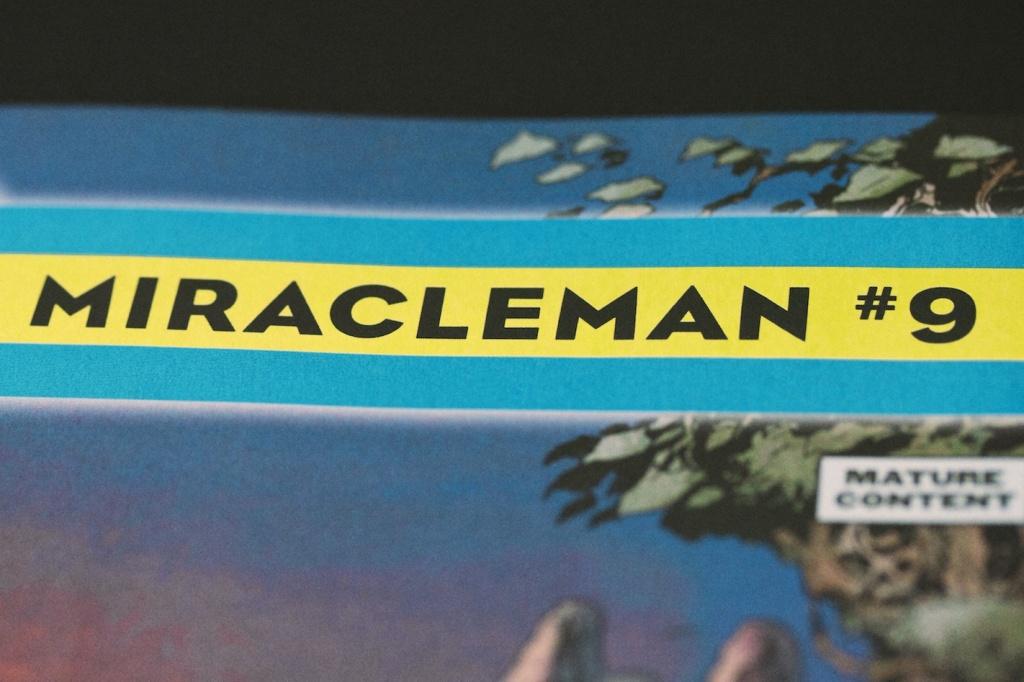 Miracle Man #9