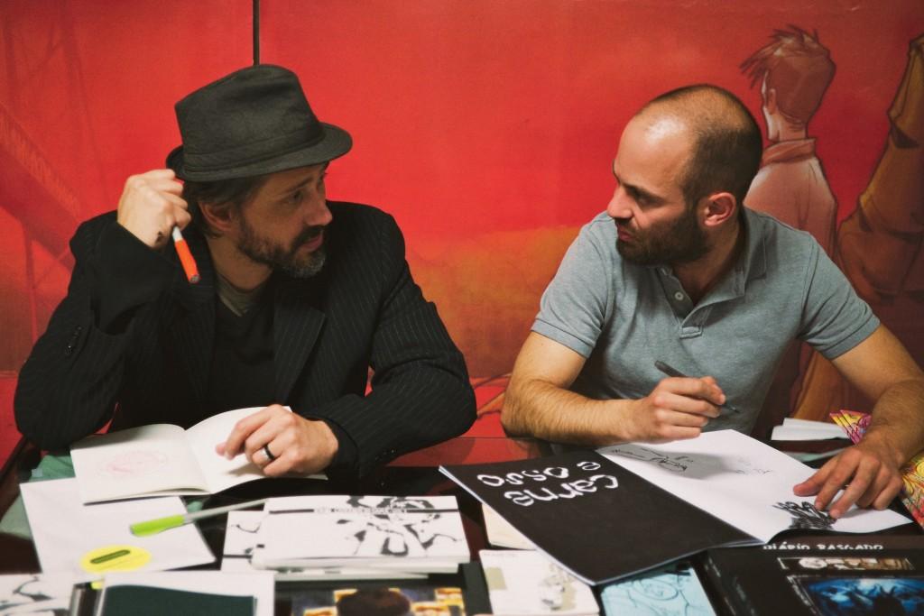 Sama e Marco Mendes